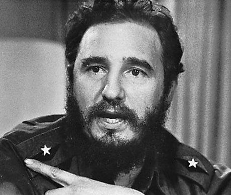 Fidel Castro: Tu Luat su yeu chu nghia Marx den vi lanh tu vi dai - Anh 1