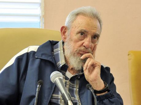 Fidel Castro: Tu Luat su yeu chu nghia Marx den vi lanh tu vi dai - Anh 2