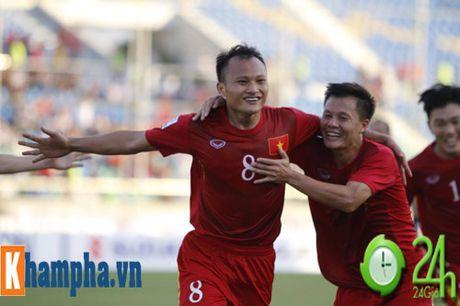 "Viet Nam – Campuchia: Cho Cong Phuong ""ghi diem"" (AFF Cup 2016) - Anh 1"