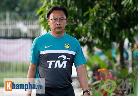 Tin nhanh AFF Cup 2016: DT Viet Nam chia quan ve TP.HCM - Anh 2