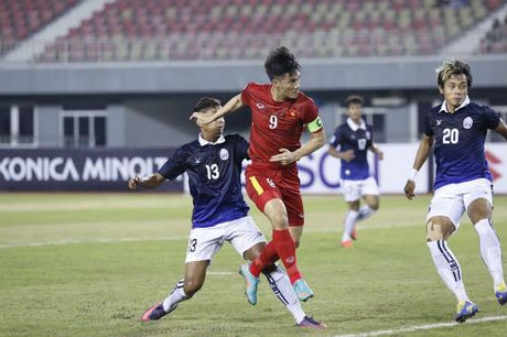 AFF Cup: Cong Vinh ghi ban thu 51, so 1 Dong Nam A - Anh 1