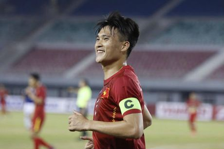 AFF Cup: Cong Vinh ghi ban thu 51, so 1 Dong Nam A - Anh 3