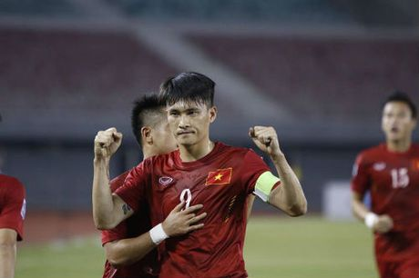 AFF Cup: Cong Vinh ghi ban thu 51, so 1 Dong Nam A - Anh 4