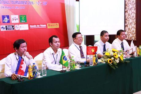 Roi AFF Cup, 'Messi Campuchia' se thi dau tai Giai bong da BTV - Cup Number 1 - Anh 2