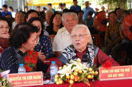 Soc Trang khanh thanh cong trinh co so cach mang xa My Quoi - Anh 1