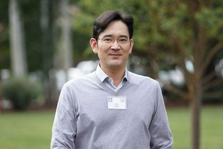 Cau chuyen ve 'ong trum' kinh doanh se ke thua tap doan Samsung - Anh 1