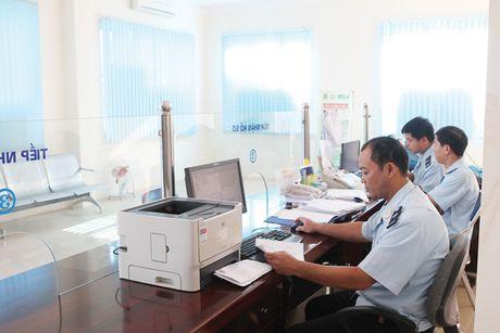 Chi cuc Hai quan Son La: Thu hut doanh nghiep bang thai do phuc vu - Anh 1