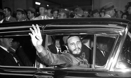 Cuoc doi day mau sac cua Cuu Chu tich Cuba Fidel Castro - Anh 11