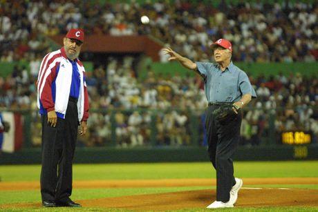 Cuoc doi day mau sac cua Cuu Chu tich Cuba Fidel Castro - Anh 15
