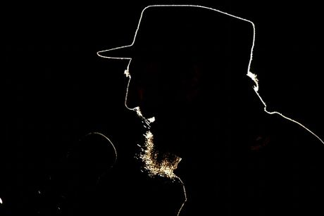Cuoc doi day mau sac cua Cuu Chu tich Cuba Fidel Castro - Anh 17
