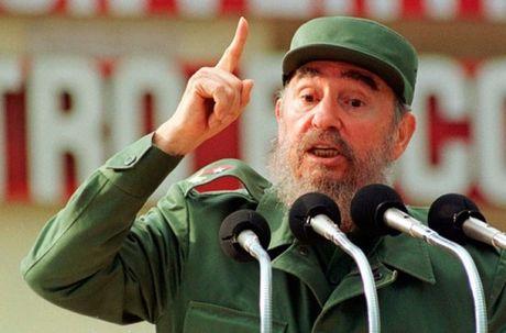 Cuoc doi day mau sac cua Cuu Chu tich Cuba Fidel Castro - Anh 1