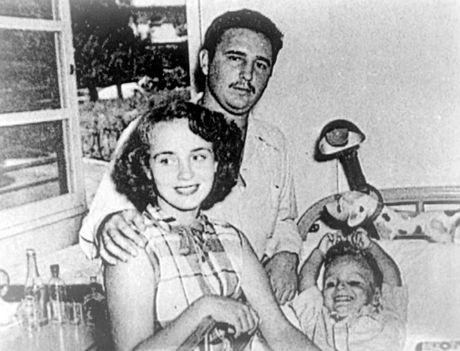 Cuoc doi day mau sac cua Cuu Chu tich Cuba Fidel Castro - Anh 3
