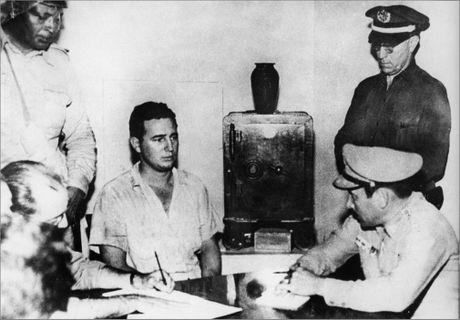 Cuoc doi day mau sac cua Cuu Chu tich Cuba Fidel Castro - Anh 4
