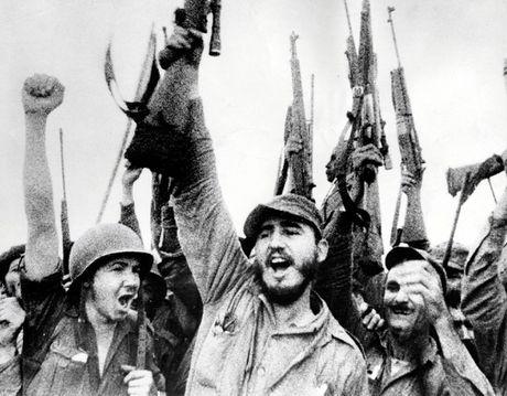Cuoc doi day mau sac cua Cuu Chu tich Cuba Fidel Castro - Anh 5