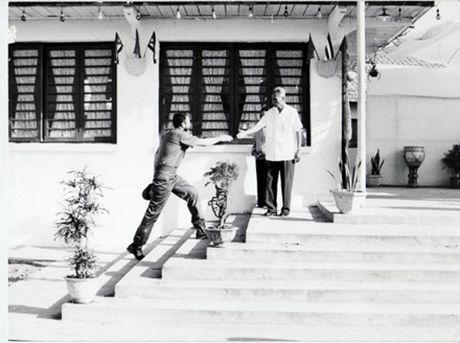 Nhung hinh anh khong the nao quen khi Fidel Castro den Viet Nam - Anh 7