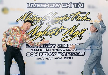 Chi Tai lan dau lam live show rieng - 'Nhung cuoc tinh... nghiet nga' - Anh 1