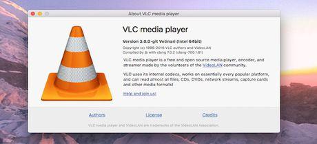 Xem anh va video 360 do tren VLC Player - Anh 1