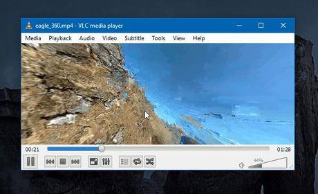 Xem anh va video 360 do tren VLC Player - Anh 2