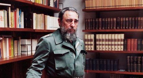 Lanh tu Fidel Castro qua doi o tuoi 90 - Anh 1