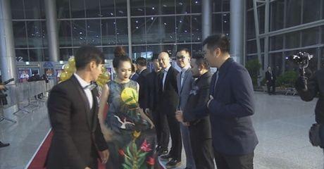 Vo chong Ly Hai-Minh Ha, Chi Pu gay an tuong tren tham do WebTV Asia Awards 2016 - Anh 10