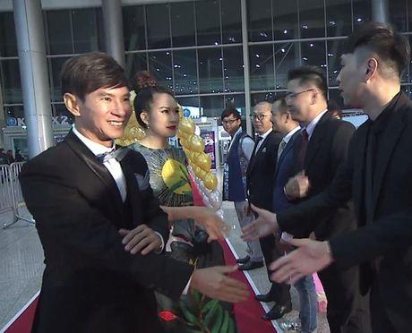 Vo chong Ly Hai-Minh Ha, Chi Pu gay an tuong tren tham do WebTV Asia Awards 2016 - Anh 7