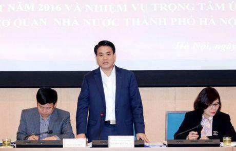 Ha Noi: Hoan thien khung phap ly xay dung Chinh phu dien tu trong nam 2017 - Anh 1