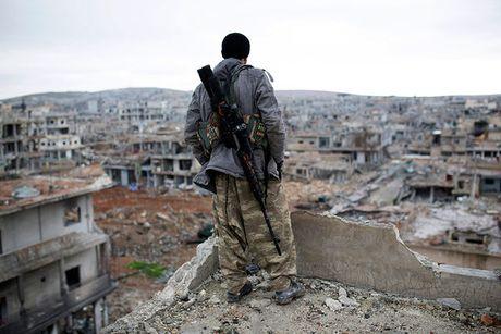 Quan doi Syria giai phong 60% dien tich phia Dong Aleppo - Anh 1