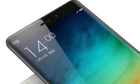 Xiaomi Mi MIX lo ban mau trang cuc nu tinh - Anh 1