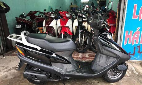 Honda Spacy doi 2008 rao ban hon 100 trieu dong - Anh 1