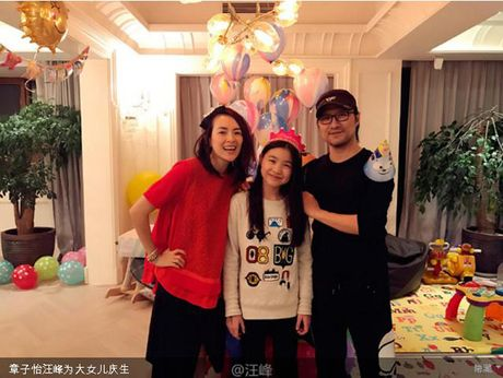 Chuong Tu Di to chuc sinh nhat cho con rieng cua chong - Anh 1