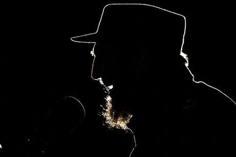 Cuoc doi nhieu thang tram cua lanh tu Fidel Castro qua anh - Anh 15