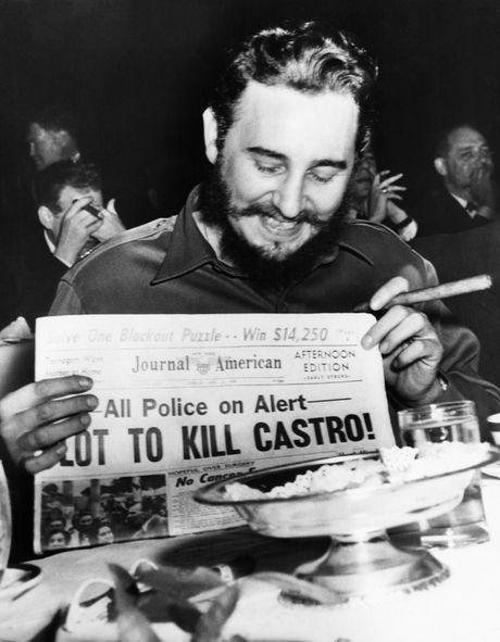 Cuoc doi nhieu thang tram cua lanh tu Fidel Castro qua anh - Anh 5