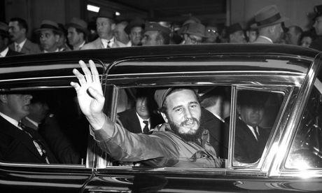 Cuoc doi nhieu thang tram cua lanh tu Fidel Castro qua anh - Anh 9