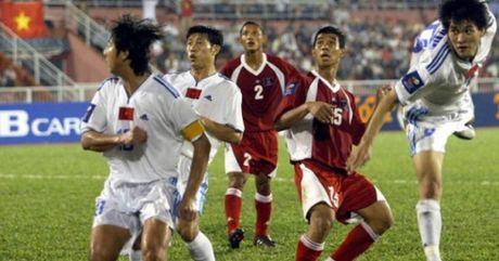 Nhung lan Viet Nam doi dau Campuchia tai AFF Cup - Anh 1