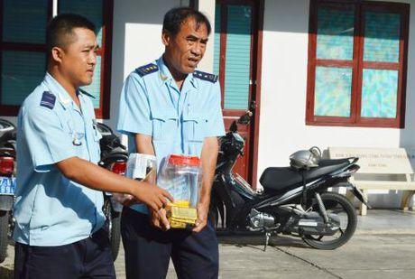 An Giang: Bat giu vu van chuyen 18 kg vang trai phep qua bien gioi - Anh 2