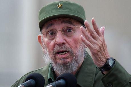 Cuu Chu tich Cuba Fidel Castro qua doi o tuoi 90 - Anh 1