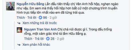 BTV Van Anh nghen ngao noi loi chia tay khan gia truyen hinh - Anh 1