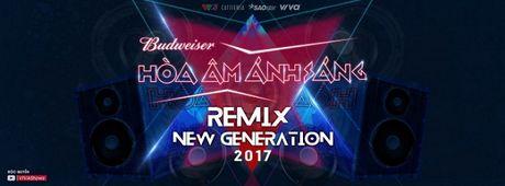 Yen Trang - chien binh 'tai sac ven toan' cua The Remix Generation 2017 - Anh 4