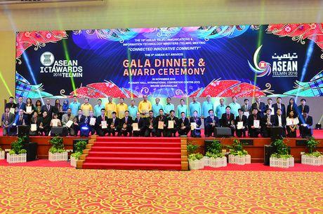 Viet Nam doat giai ve Du lieu lon o san choi ASEAN - Anh 2