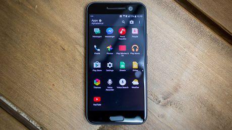 Smartphone HTC 10 bat ngo duoc nang cap Android 7.0 - Anh 1