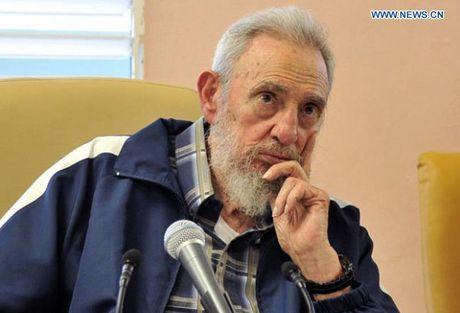 Fidel Castro: Vi lanh tu bi muu sat nhieu nhat the gioi - Anh 2
