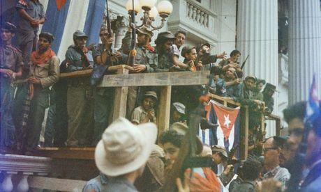 Fidel Castro: Vi lanh tu bi muu sat nhieu nhat the gioi - Anh 3