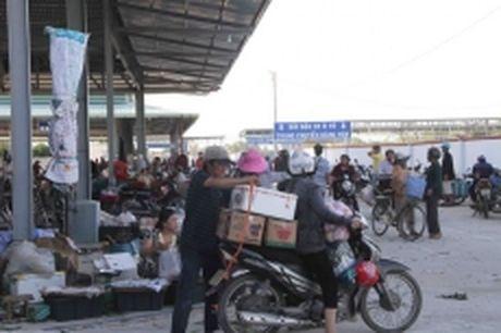 Ninh Thuan chinh thuc dung hoat dong kinh doanh tai cho Tan Tai - Anh 1