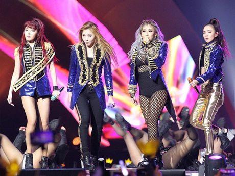 Nhin lai 7 nam hoat dong cua 2NE1 - Anh 3