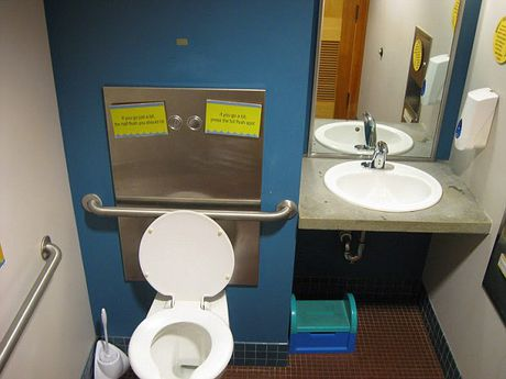 Nhung toilet cong cong dep nhat nuoc My - Anh 10