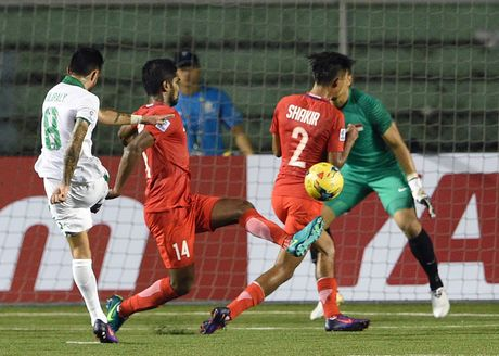 Stefano Lilipaly khien DT Viet Nam phai de chung - Anh 1
