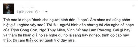 'Can loi khi noi nhac Vinh Su danh cho nguoi it hoc' - Anh 2