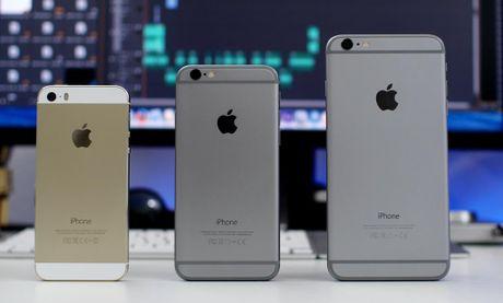 iPhone 5S van ban tot truoc con loc iPhone 6 gia re - Anh 1