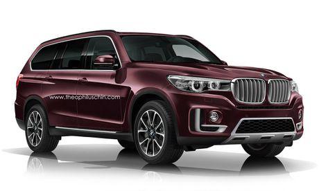BMW se san xuat xe SUV sieu sang - Anh 1