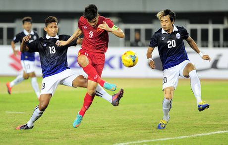 Viet Nam vao ban ket AFF Cup 2016 voi thanh tich toan thang - Anh 2